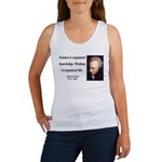 Immanuel Kant 9 Women's Tank Top