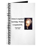 Immanuel Kant 9 Journal