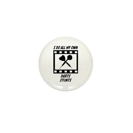 Darts Stunts Mini Button (10 pack)