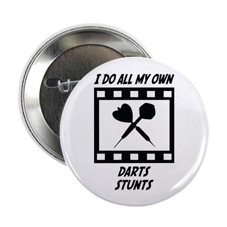 "Darts Stunts 2.25"" Button (10 pack)"