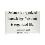 Immanuel Kant 9 Rectangle Magnet (10 pack)