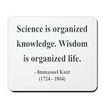 Immanuel Kant 9 Mousepad