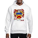 Lombard Family Crest Hooded Sweatshirt