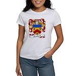 Lombard Family Crest Women's T-Shirt