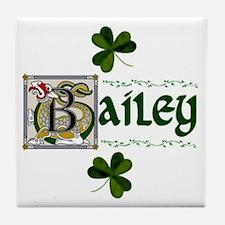 Bailey Celtic Dragon Ceramic Tile