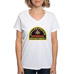 Dallas PD Mason Women's V-Neck T-Shirt