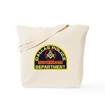 Dallas PD Mason Tote Bag