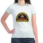 Dallas PD Mason Jr. Ringer T-Shirt