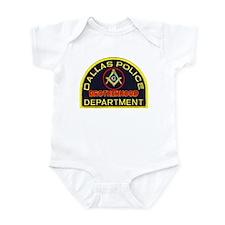 Dallas PD Mason Infant Bodysuit