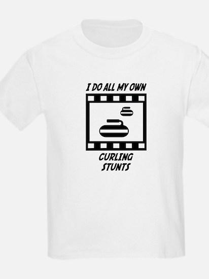 Curling Stunts T-Shirt