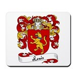 Louis Family Crest Mousepad