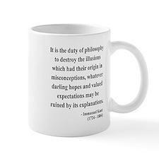 Immanuel Kant 10 Mug