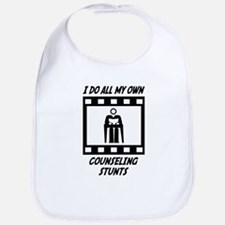Counseling Stunts Bib