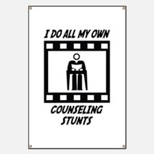 Counseling Stunts Banner