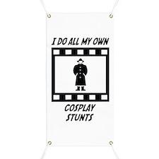 Cosplay Stunts Banner