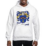 Macé Family Crest Hooded Sweatshirt