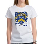 Mallet Family Crest Women's T-Shirt