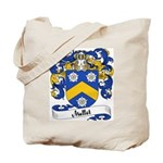 Mallet Family Crest Tote Bag
