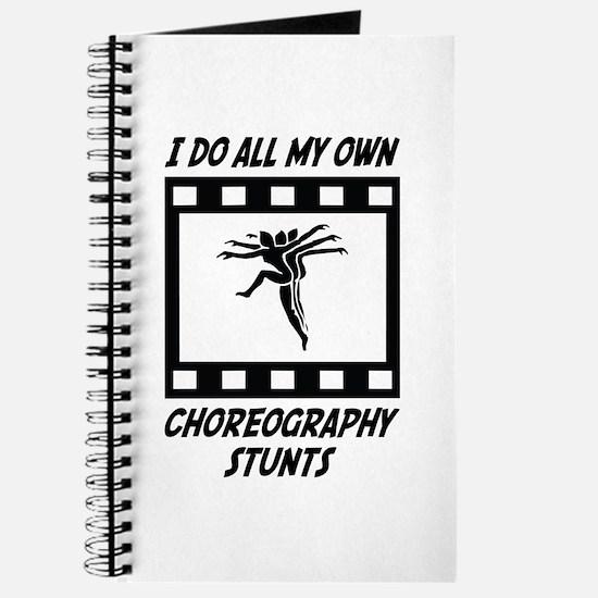 Choreography Stunts Journal
