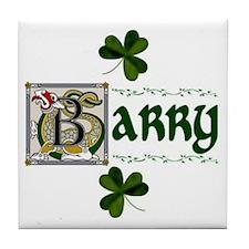 Barry Celtic Dragon Ceramic Tile