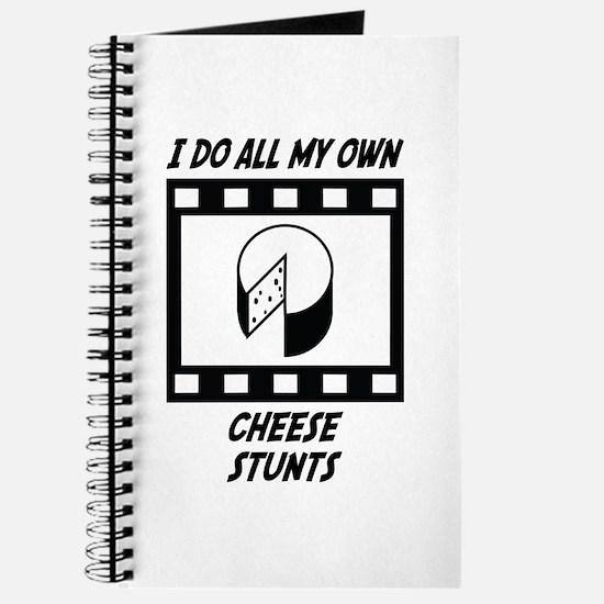 Cheese Stunts Journal