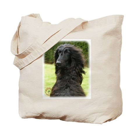Afghan Hound 9T072D-081 Tote Bag