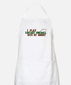 Fantasy Football with Mommy BBQ Apron