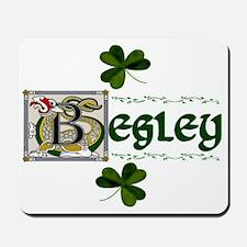 Begley Celtic Dragon Mousepad