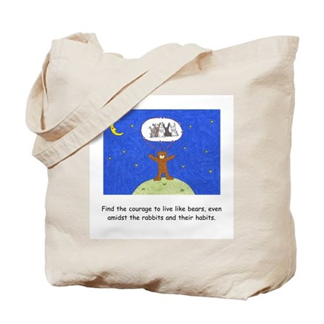 Courage Gifts Tote Bag