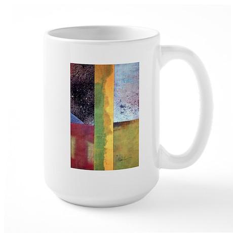 Lost at Sea III Large Mug