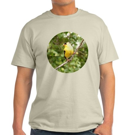 American Goldfinch Light T-Shirt