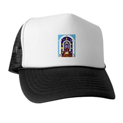 Traveling to the Arch Trucker Hat