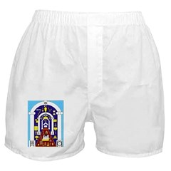 Traveling to the Arch Boxer Shorts