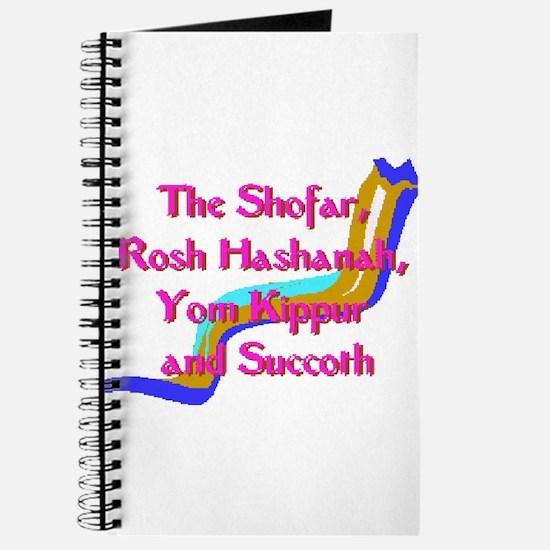 Rosh Hashanah Journal