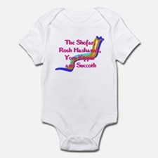 Rosh Hashanah Infant Bodysuit