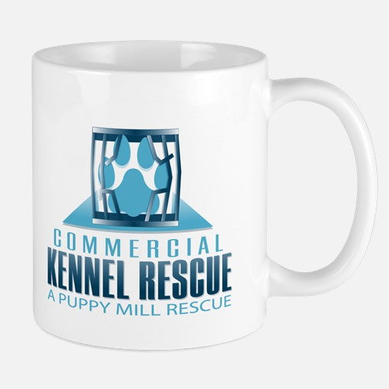 Commercial Kennel Rescue Mug