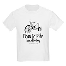 Born To Ride/Forced To Nap T-Shirt