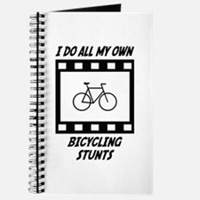 Bicycling Stunts Journal