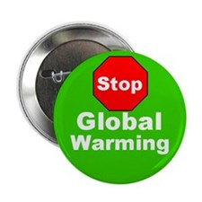 Stop Global Warming Environment Button