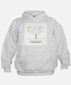 New Age Tree Wisdom Hoody