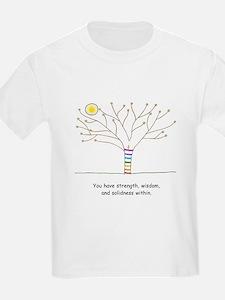 New Age Tree Wisdom T-Shirt