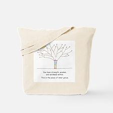 Metaphysical Grace Tote Bag