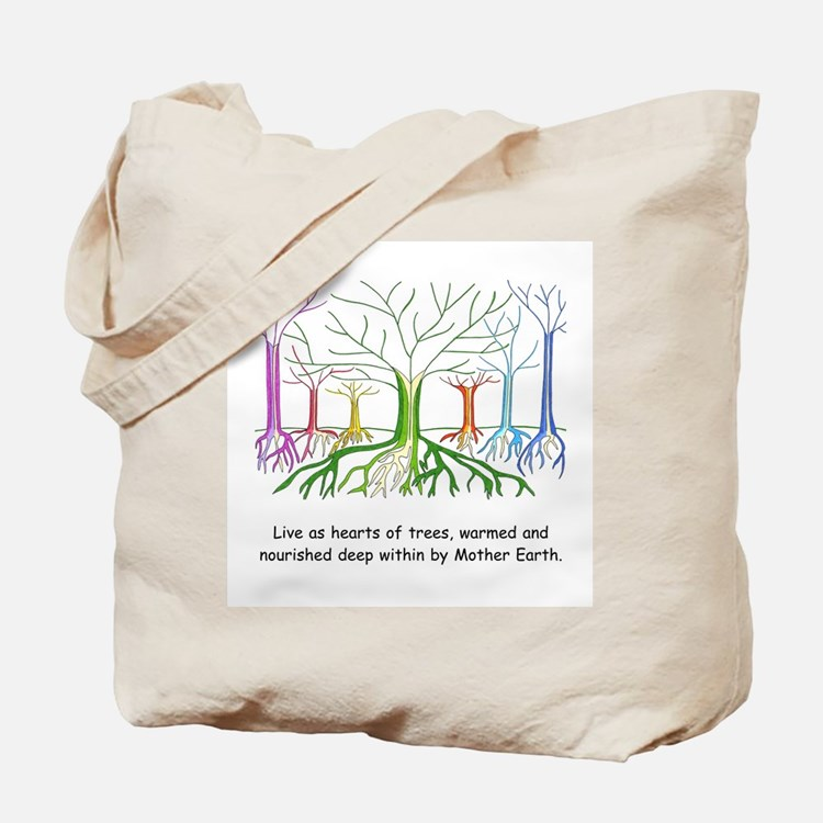 New Age Heart Gifts Tote Bag
