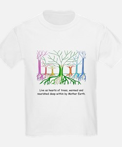 New Age Heart Gifts T-Shirt