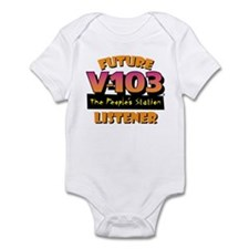 Future V-103 Listener Infant Bodysuit