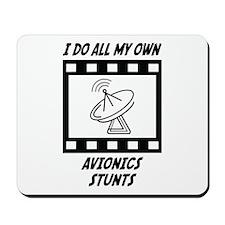 Avionics Stunts Mousepad