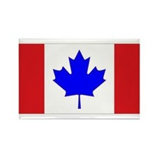 Hockey Night in Canada Rectangle Magnet