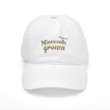 Organic! Minnesota Grown! Baseball Cap