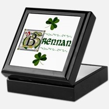 Brennan Celtic Dragon Keepsake Box