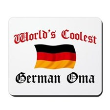 Coolest German Oma Mousepad